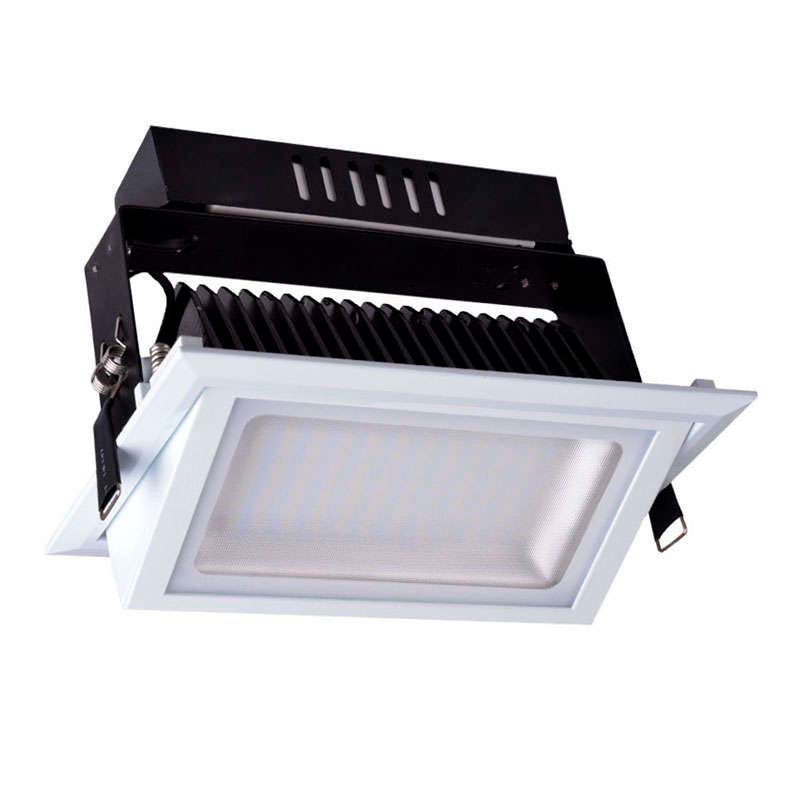 Downlight Led CRONOLUX 38W, Blanco cálido